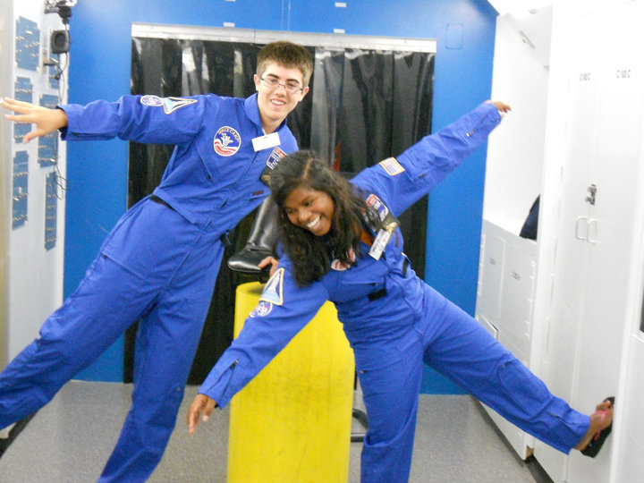 Space Camp Scholarship Program  The Mars Generation